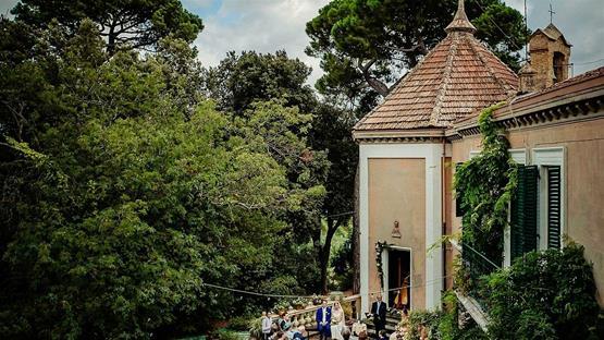 Villa Giulia Fano Matrimonio