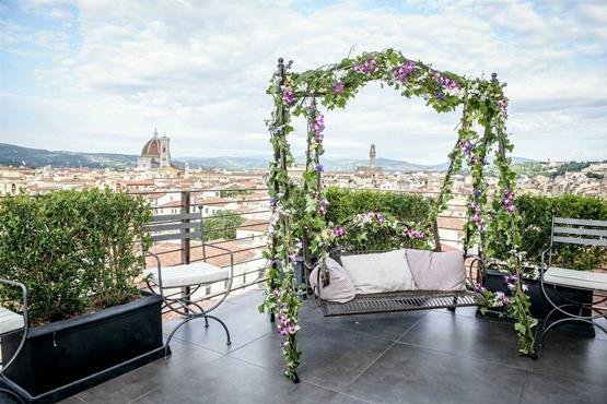 Matrimonio A The Westin Excelsior Firenze Firenze
