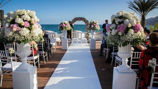 Matrimonio Spiaggia Salerno : Matrimonio a lloyds baia hotel salerno