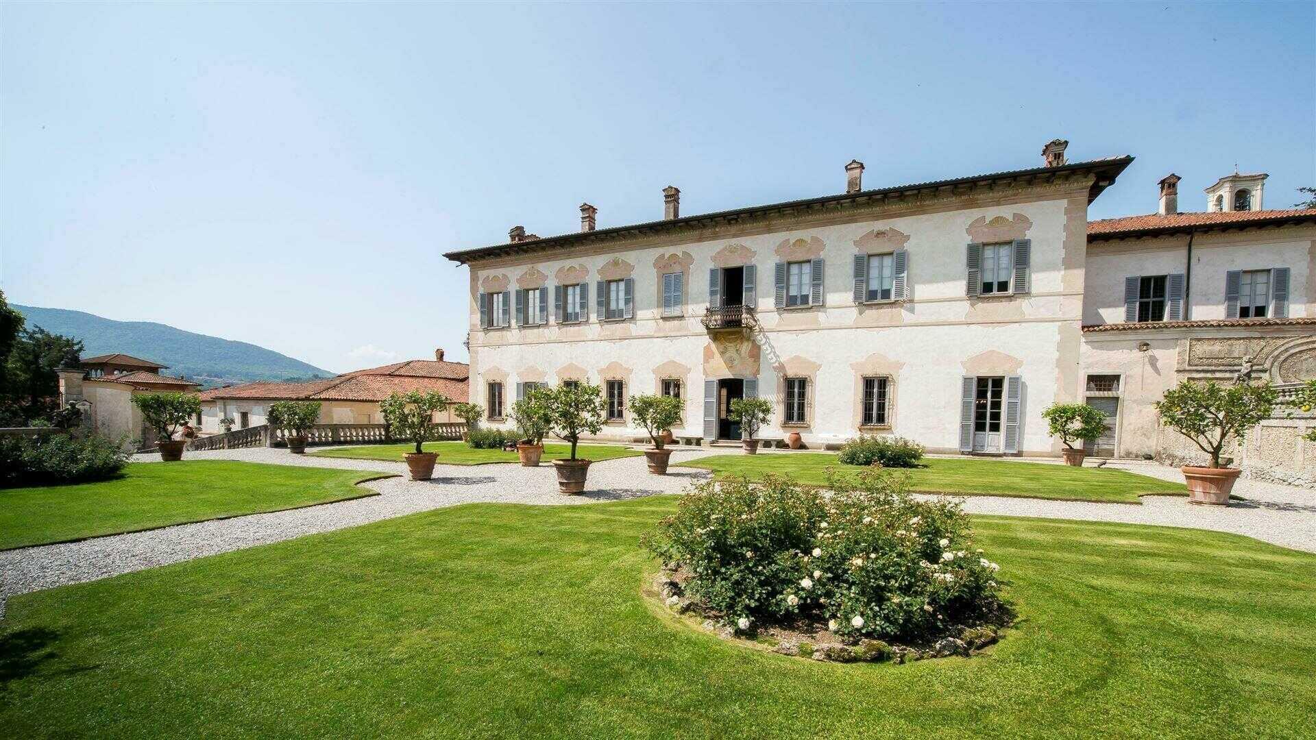 Matrimonio Rustico Brianza : Matrimonio a villa della porta bozzolo varese