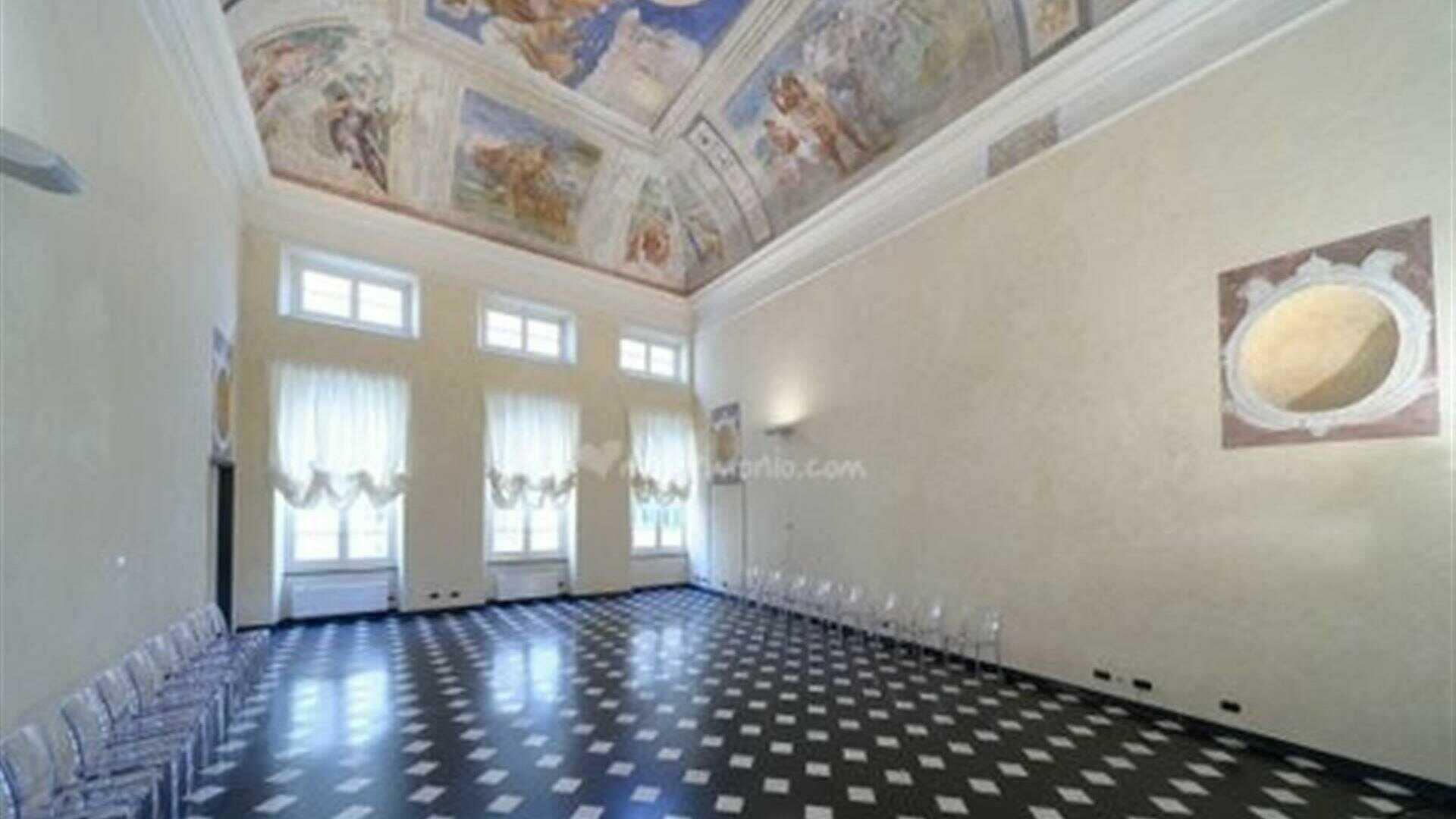 Matrimonio Serra Toscana : Rossella christian matrimonio a villa serra genova