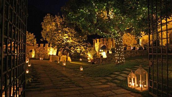 Location Matrimonio Rustico Lombardia : Matrimonio a castello di rossino calolziocorte