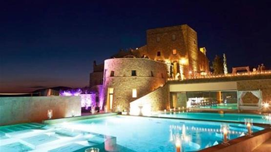Castello Di Velona Resort Thermal Spa And Winery